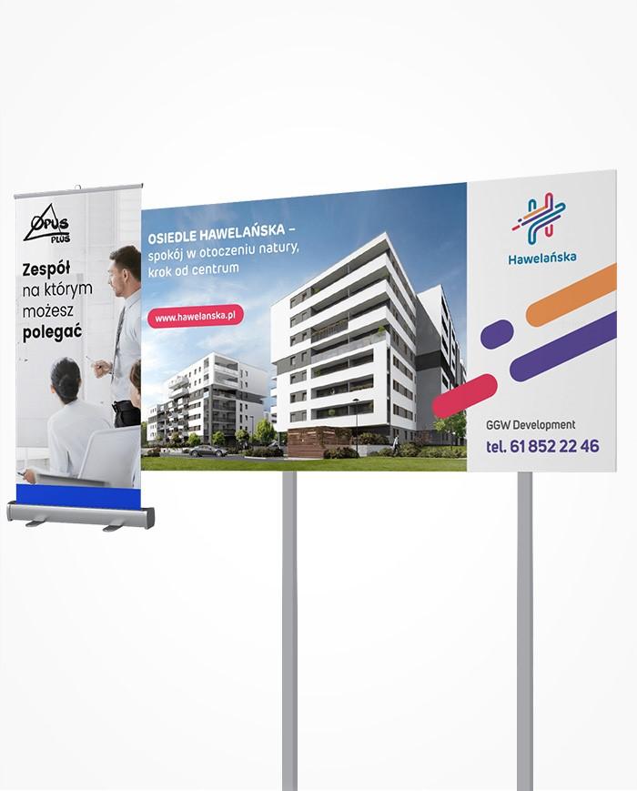 grafika reklamowa Poznań